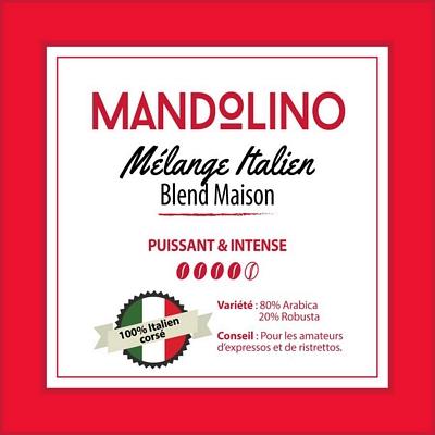 Café en grain BLEND MAISON - Mandolino