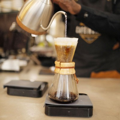 Masterclass 2 : Slow Coffee