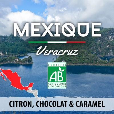 Café en grain MEXIQUE BIO - Altura - Veracruz