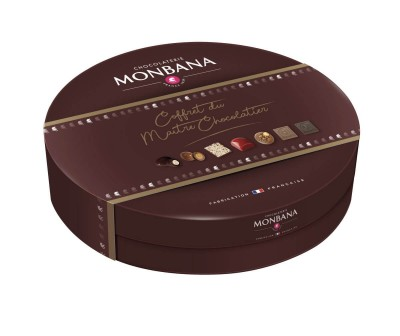 coffret du maître chocolatier - Monbana