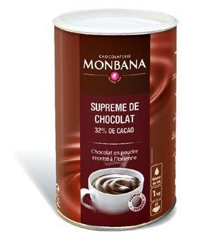 Suprême de chocolat en Kg