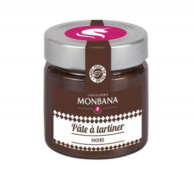 Pâte à tartiner Chocolat Noir 250gr Sans huile de palme