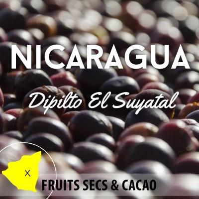 Café en grain Nicaragua - Dipilto - El Suyatal - Caturra
