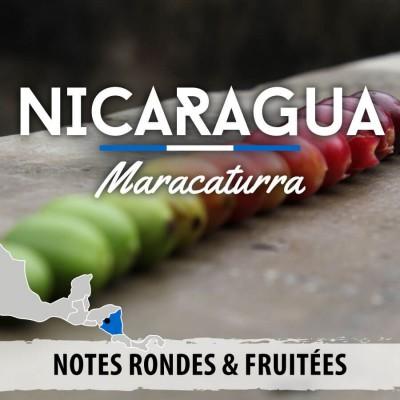 Café NICARAGUA - Maracaturra - Buenos Aires - café moulu
