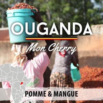 Café en grain Ouganda - Mon Cherry - Mont Rwenzori