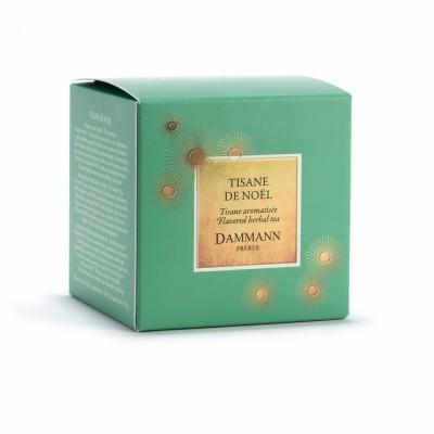 Tisane de Noël Dammann Frères - Boîte de 25 sachets Cristal