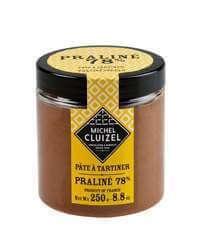 Pot Pâte au Praliné 78% - chocolatier Cluizel