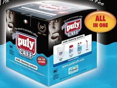 Kit de nettoyage complet pour machine expresso - PULY CAFF