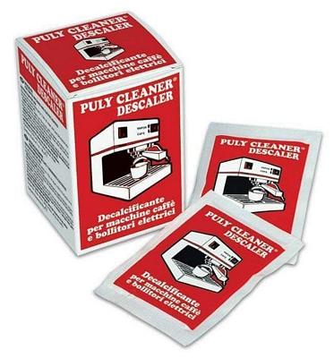 Puly Cleaner - Détartrant pour machines à café et bouilloire électrique 10x30g