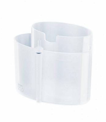 Récipient pour le nettoyage du système de lait