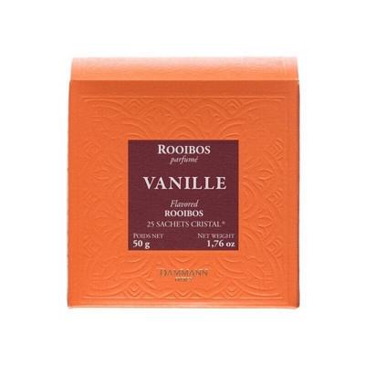 Rooibos Vanille 25 sachets Cristal®