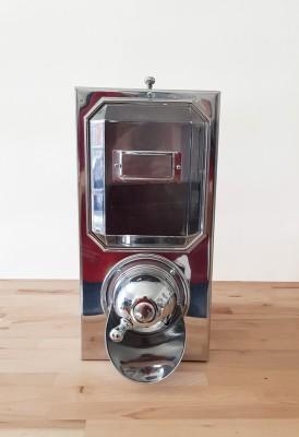 Silo à café finition inox - 4,5 kg - modèle d'occasion