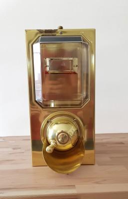Silo à café finition laiton - 4,5 kg - modèle d'occasion