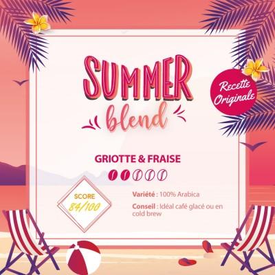 Café en grain BLEND MAISON - Summer blend 2021