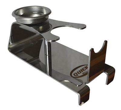 Support pour porte-filtre et tasseur Quickmill