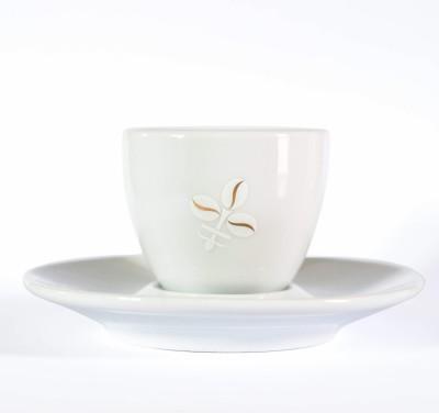 Tasses à Expresso - Cafés Pfaff - Lot de 6