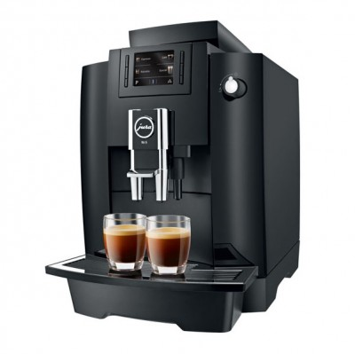 Jura WE6 PianoBlack EA 2020 machine à café pro pour bureau