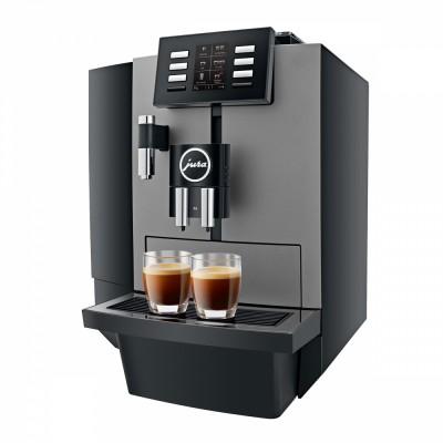 Jura X6 Dark Inox EA 2020 machine à café pour bureau